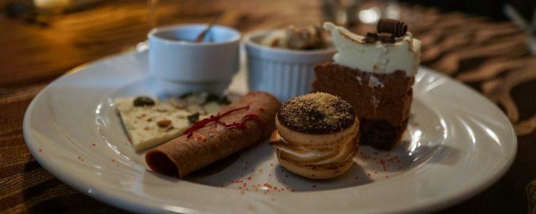 Seven Deadly Sins Dessert