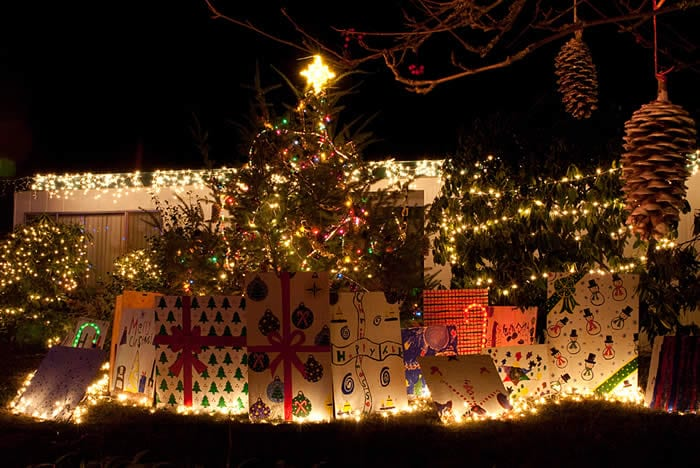 Holiday Traditions in Friday Harbor