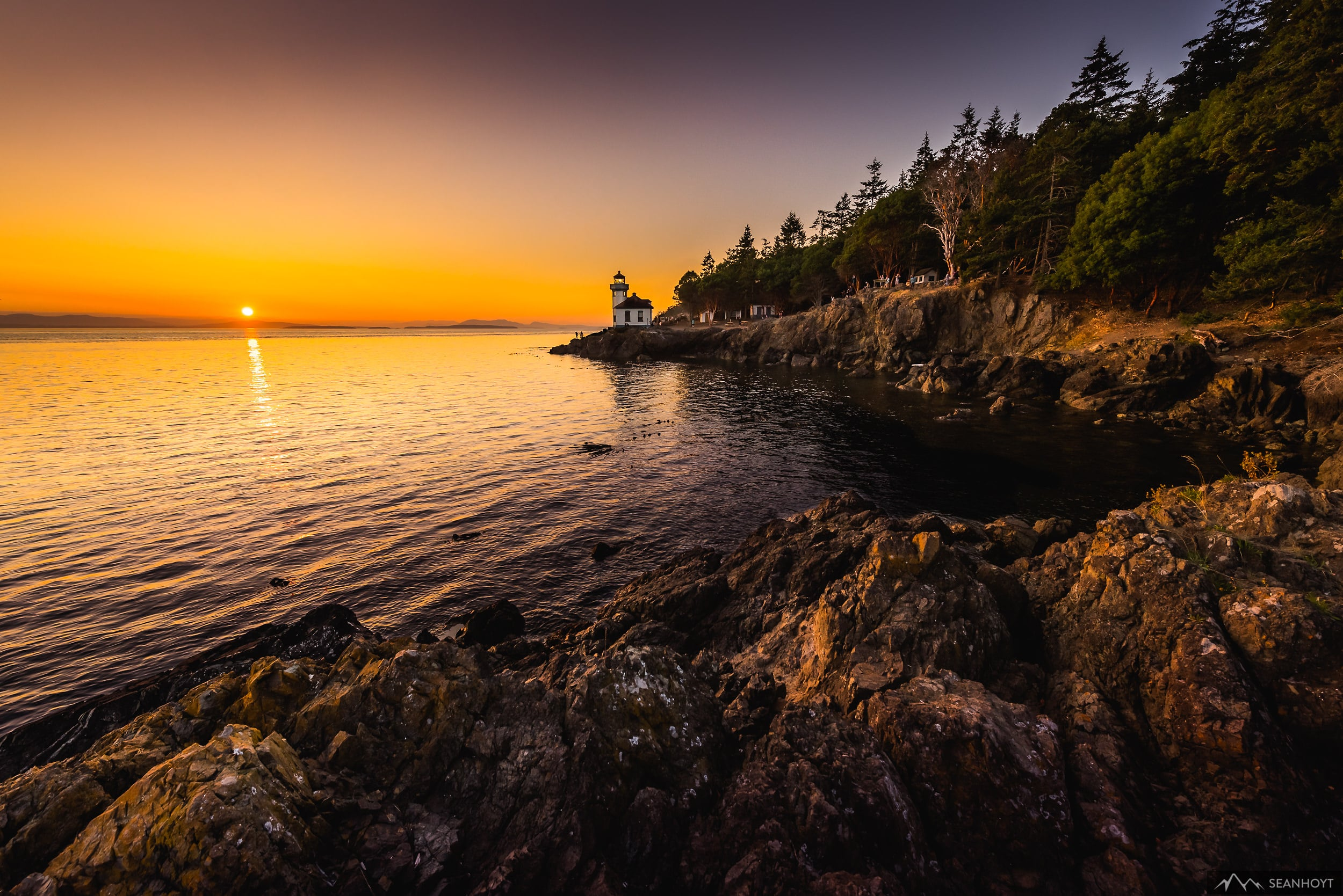 Fall Getaway to enjoy all of the best things to do in Friday Harbor