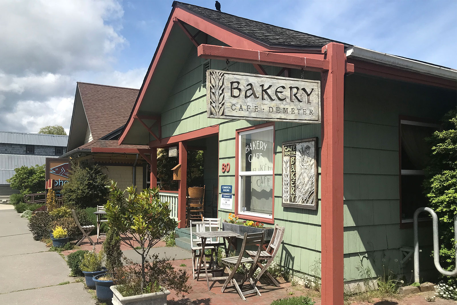 Bakeries - Cafe Demeter