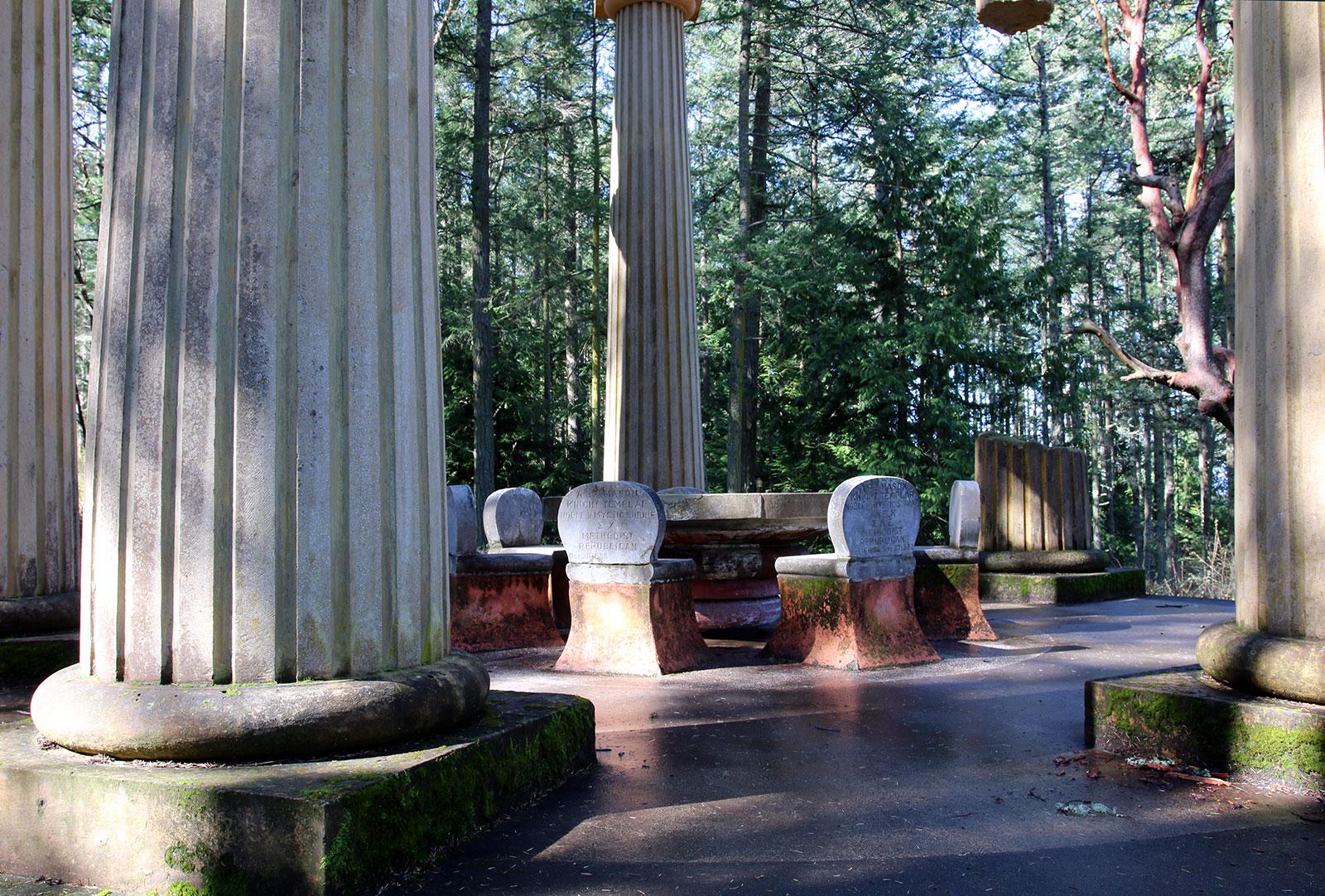 John S. McMillin Memorial Mausoleum