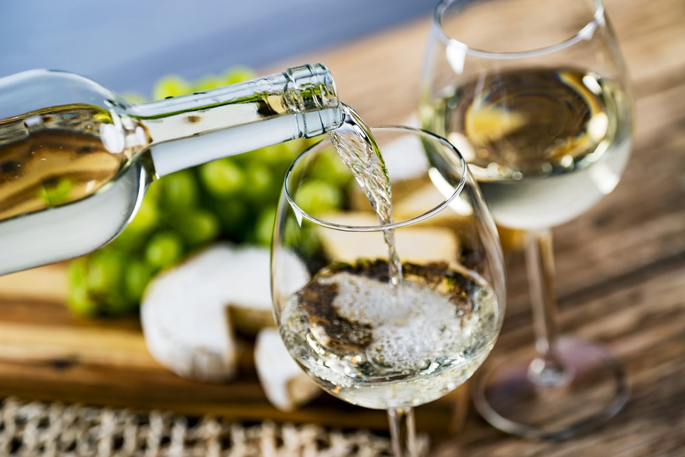 A delicious wine tasting at Washington Wineries in the San Juan Islands
