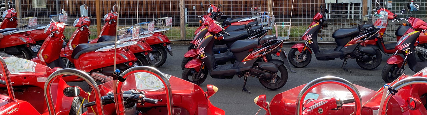 Susie's Mopeds